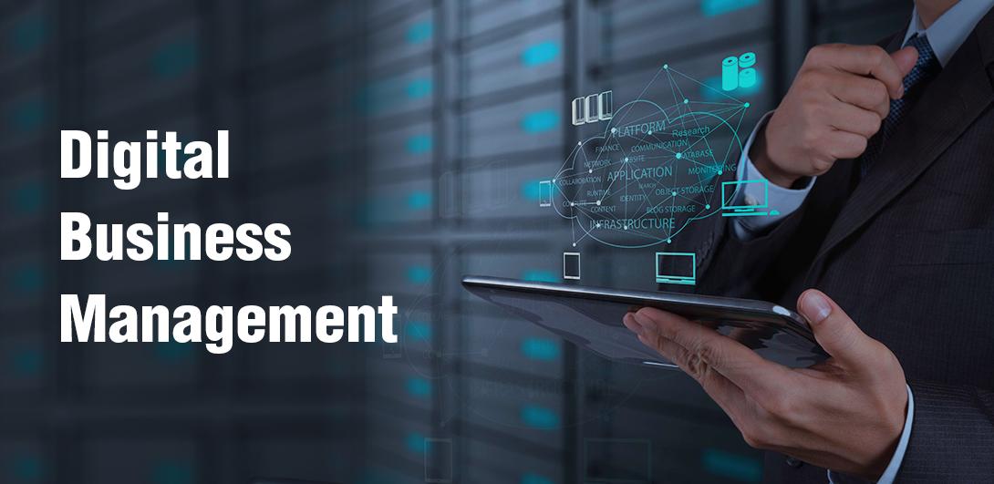 Post Image of Digital Business Management