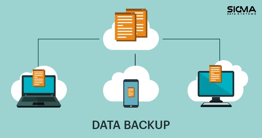 Regularly backup all data