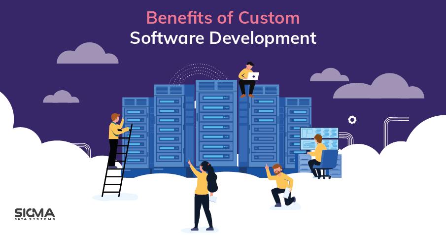Post Image of Benefits Of Custom Software Development